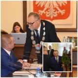 Inauguracyjna sesja Rady Powiatu. Nowy przewodniczący, stary starosta! [ZDJĘCIA]