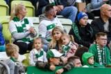 Lechia Gdańsk - Legia Warszawa 3.10.2021 r. Byliście na wielkim i zwycięskim meczu biało-zielonych? Znajdźcie się na zdjęciach! GALERIA
