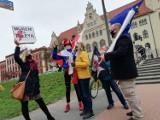 Bydgoszcz. 16-latka poszła na Strajk Kobiet. Policja postawiła zarzuty, choć udział w zgromadzeniu był legalny