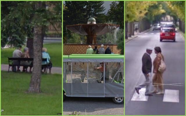 Zobacz, czy przyłapały Cię kamery Google Street View>>>