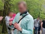 Mężczyzna, który drażnił tygrysa, zgłosił się na policję