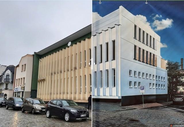 Deweloperskie inwestycje w Kluczborku. Bank na kluczborskim rynku zostanie przebudowany na apartamenty .