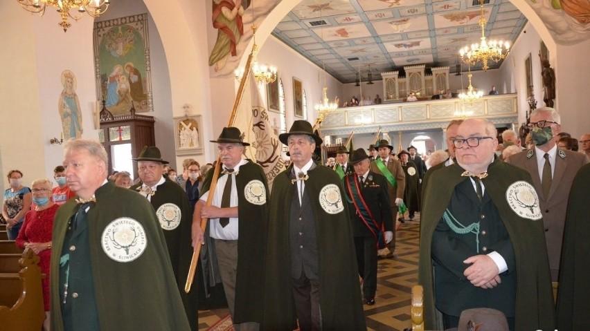 Śliwice mają relikwie św. Huberta. Wkrótce będzie patronem gminy