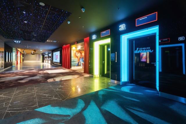 Kino Helios w CH Karolinka. Tak wygląda nowy multipleks w Opolu. Ma być otwarty 2 lipca