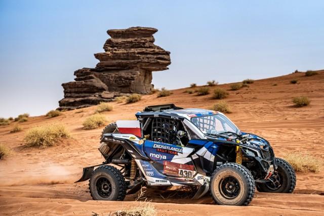 Energylandia Rally Team świętuje kolejne etapowe podium
