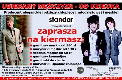 87a8b66f903ac Przyjdź i wybierz garnitur na lata - NaszeMiasto.pl