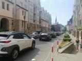 Zanim wyłączą centrum Kołobrzegu z ruchu, mają zbudować rondo przy ul. Rzecznej