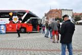 Zbiórka krwi w Gnieźnie i Trzemesznie. Nie brakowało chętnych!