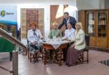 Narodowe Czytanie w Bytomiu. W corocznej akcji wziął udział m.in. prezydent Mariusz Wołosz