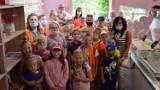 Krotoszyn: Wakacje z biblioteką publiczną- Dzieci poznały sekrety cukiernicze