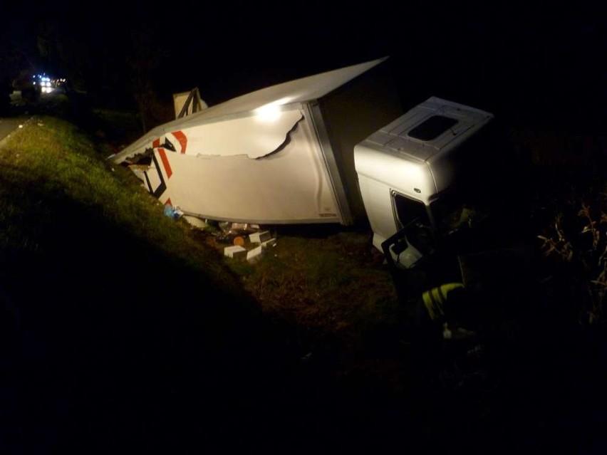 Wypadek w Gaju Wielkim