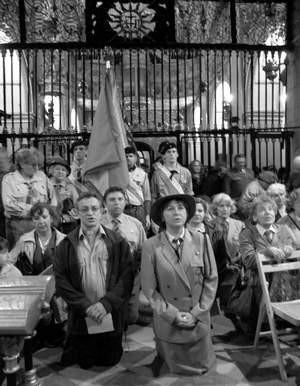 W 8. Ogólnopolskiej Pielgrzymce Związku Harcerstwa Polskiego wzięło udział około tysiąca osób z 30 hufców z całego kraju.   /  VIOLETTA GRADEK