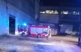 Nocny pożar w Odlewni Żeliwa w Śremie. Brak osób poszkodowanych