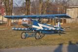 Fokkery, czyli repliki samolotów, którymi latali powstańcy wielkopolscy, trafią na lotnisko w Kobylnicy [ZDJĘCIA]