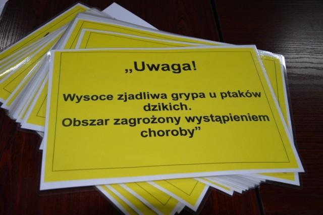 Takie tabliczki są już rozwieszone w mieście Darłowo i gminie Darłowo