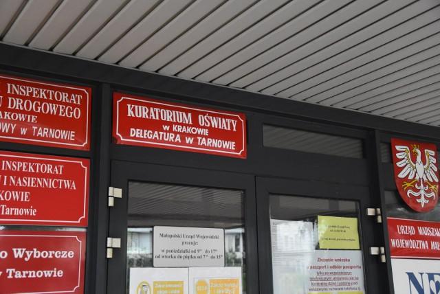 Artur P. jeszcze niedawno był dyrektorem tarnowskiej delegatury Małopolskiego Kuratorium Oświaty