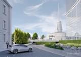 Parking pod MTP coraz bliżej. Ma być gotowy w maju 2022 roku. Powstanie też nowy plac oraz przejście przez teren targowy