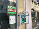 Pierwszy w powiecie górowskim ogólnodostępny defibrylator AED zamontowany zostanie na budynku Zespołu Placówek Kultury w Wąsoszu