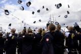 Promocja oficerska 43 polskich studentów wojskowych w Akademii Marynarki Wojennej. Zobacz zdjęcia!