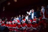 Koziegłowy: Widowisko mikołajkowe w domu kultury [ZDJĘCIA] Na scenie wspólnie wystąpili seniorzy i dzieci