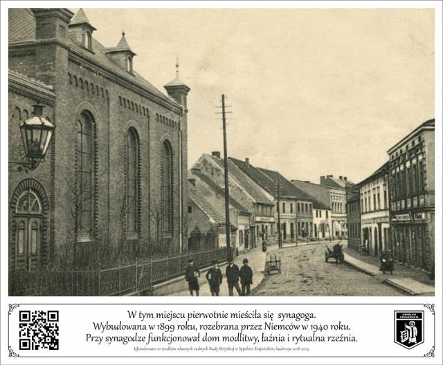Takie tablice upamiętniające historyczne wydarzenia i obiekty Sępólna zamontowane będą w ich właściwych lokalizacjach