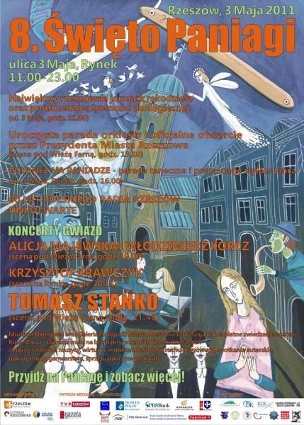 Święto Paniagi w Rzeszowie 2011