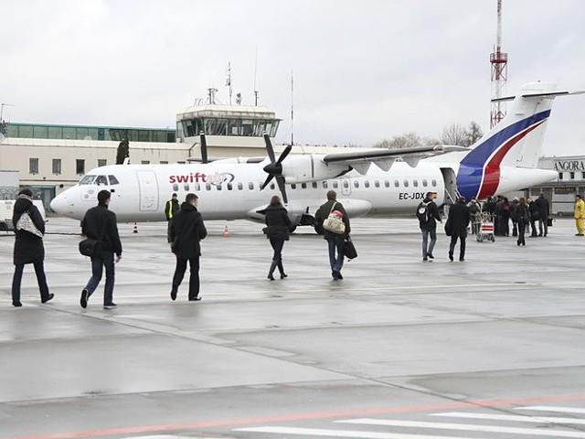 OLT Express likwiduje loty z Łodzi do Wrocławia