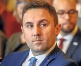 Piotr Borawski, nowy wiceprezydent, teraz ramię w ramię z Adamowiczem