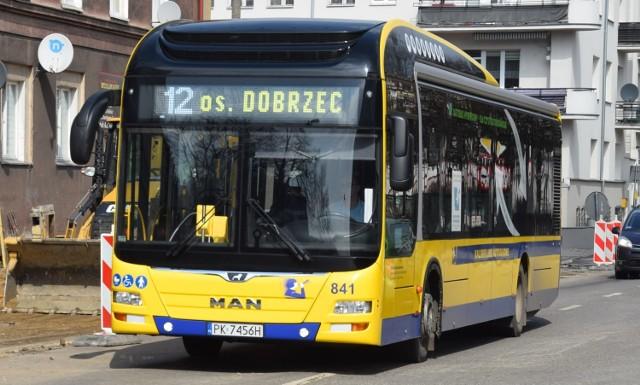Rozkład jazdy autobusów KLA w święta wielkanocne w Kaliszu