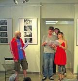 Czytelnia Dramatu zaprasza na 'Eliksir starości'