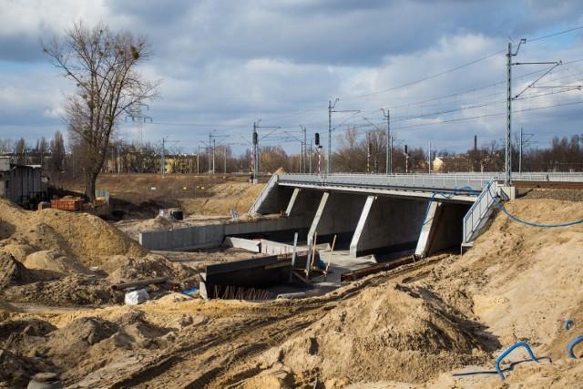 Trasa Świętokrzyska w budowie. Tunel na Targówek prawie gotowy [ZDJĘCIA]