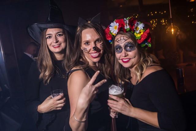Halloween w Syrenim Śpiewie. Tak bawiliście się w znanym warszawskim klubie! [ZDJĘCIA]