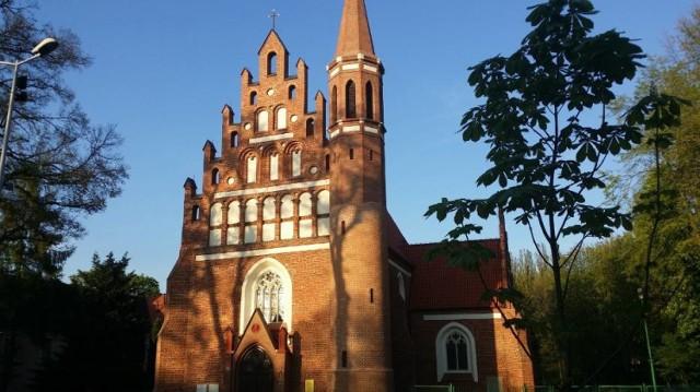 Msze święte w Bydgoszczy, godziny mszy świętych w Bydgoszczy, kościoły w Bydgoszczy.