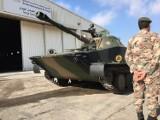 Pływający czołg Niebieskich Beretów trafił do Jordanii [ZDJECIA]