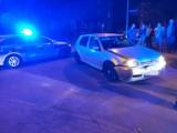 Policyjny pościg ulicami Oleśnicy. Jedna osoba została zatrzymana! (10.5)