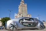 Samochód autonomiczny w Warszawie. Jeździ bez kierowcy i działa lepiej niż metro czy autobus