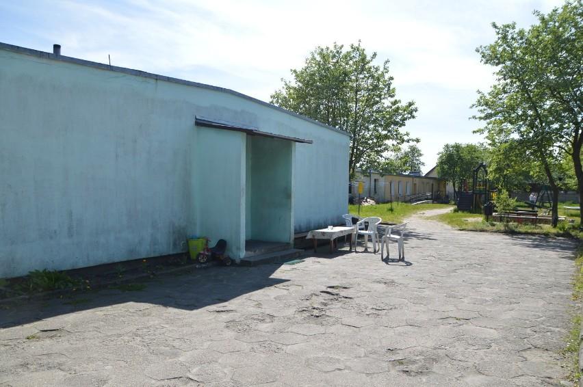 Rusza przebudowa mieszkań socjalnych na ogrzewalnię w Bytowie (zdjęcia)