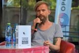 Tomasz Organek w Opolu opowiadał o swojej książce