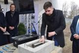 Wmurowanie kamienia węgielnego pod budowę Galerii Chełm (ZDJĘCIA, WIDEO)