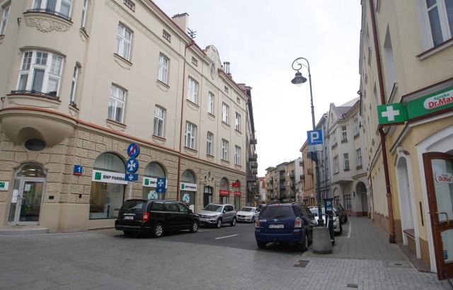 Od 1 sierpnia z ruchu samochodowego wyłączony zostanie odcinek ul. Jagiellońskiej między ul. płk. Lisa-Kuli i 3 Maja. Na razie na miesiąc