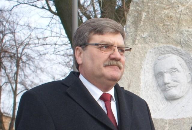Dariusz Olejnik, starostwa powiatu sieradzkiego