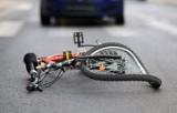Rowerzysta potrącony na skrzyżowaniu ul. Reymonta i Warszyca w Radomsku