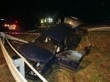 Na DK 92 w Młodasku doszło do śmiertelnego wypadku