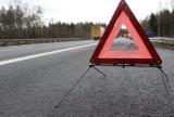 Zderzenie trzech aut na autostradzie A4 między Dębicą a Sędziszowem Małopolskim
