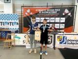 """Trzy medale zawodników UKS """"Orbitek"""" Straszęcin podczas Grand Prix Juniorów Młodszych i Młodzików Młodszych w badmintonie"""