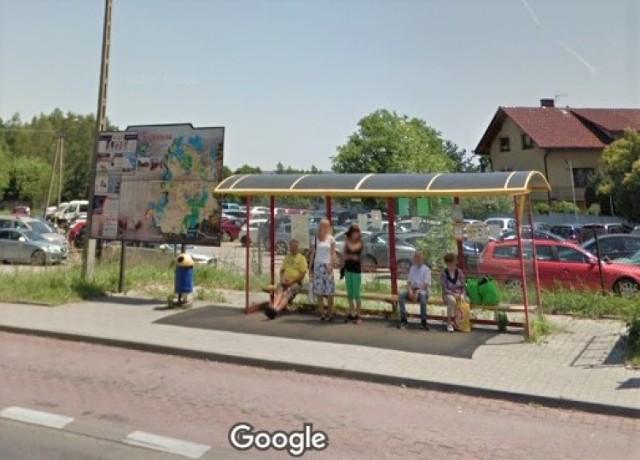 Kamery Google Street View były widziane w Brzeszczach kilka razy w ostatnich latach