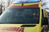 Tragiczny w skutkach wypadek w centrum Lublina. 78-latek, który po zdarzeniu zapewniał, że czuje się dobrze, zmarł