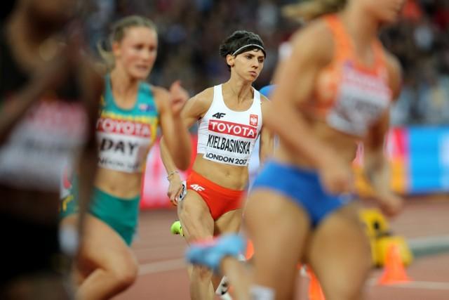 Anna Kiełbasińska chce wrócić do ścigania się z najlepszymi zawodniczkami na dystansie 400 metrów. Na razie musi wzmocnić się po kontuzji i operacji stopy