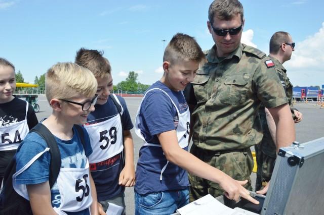 Finał wojewódzkiego turnieju bezpieczeństwa w ruchu drogowym w WORD w Piotrkowie