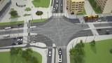 Budowa linii tramwajowej na JAR: zmiany w organizacji ruchu i komunikacji miejskiej [WIZUALIZACJE, MAPKI, ZMIANY]